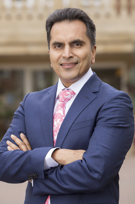 Hallmark Care Homes' Chair and Chair of Care England Avnish Goyal