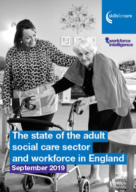 Adult social care's economic contribution has increased to £40.5 billion, according to research carried out by Skills for Care.