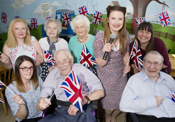 With support from local company Legrand Assisted Living & Healthcare, based in Blyth, Whitehouse Farm Centre launched 'Hay Days' on 8th May with a tea dance, and welcomed over 80 service users and their carers from a number of care homes and community groups in Northumberland and Tyneside.