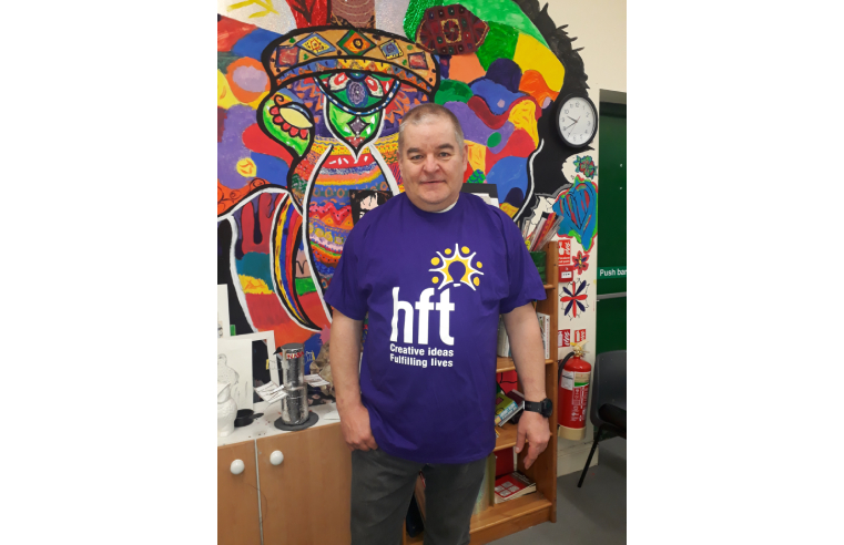 Hft Support Worker Kevin Hope