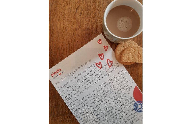 PLADIS LAUNCHES 'LOVE LETTER' DRIVE ON NATIONAL BISCUIT DAY