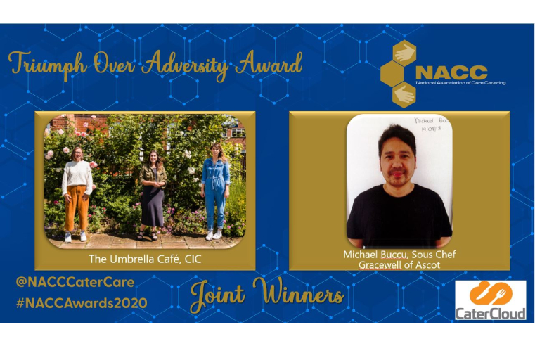 The winners of the NACC Awards 2020 were announced in a virtual awards ceremony on 8th October.