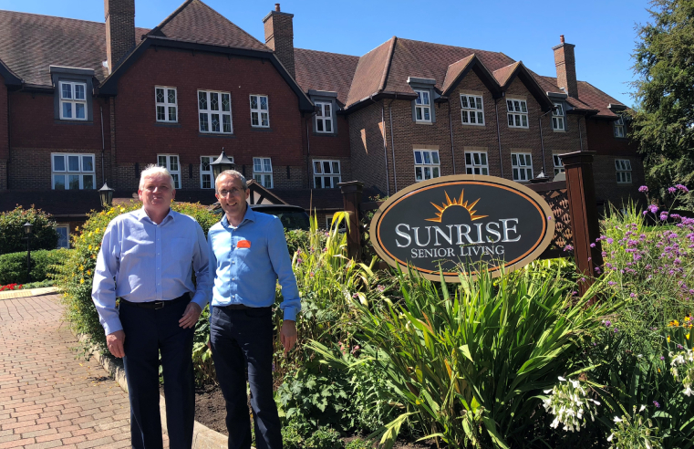 SUNRISE SENIOR LIVING UK SHORTLISTED FOR RISK MITIGATION AWARD