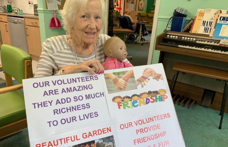 Brunelcare Celebrates Volunteers' Week