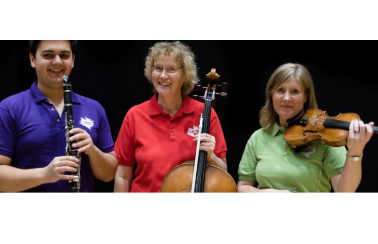 The City of Birmingham Symphony Orchestra (CBSO) has created a series of filmed concerts, specially designed for older people living in care settings, to enjoy from home anywhere in the UK.