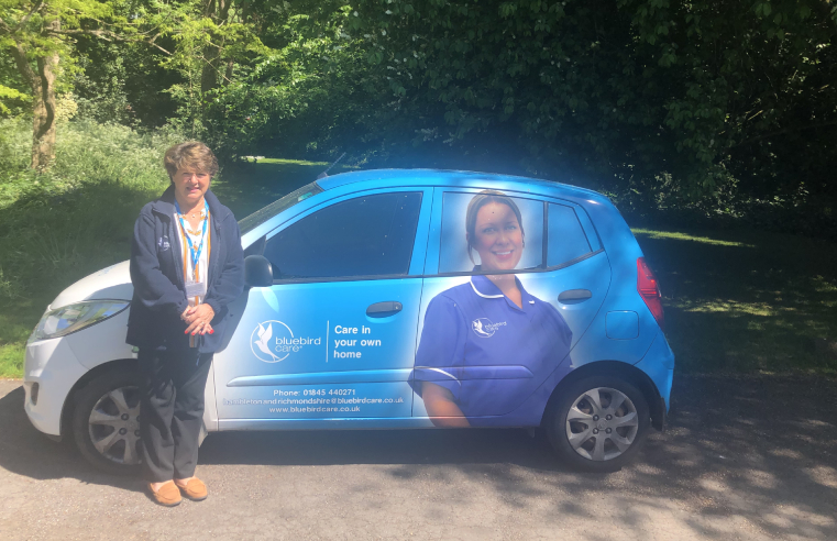 Bluebird Care Behind the Growing Home Care Trend
