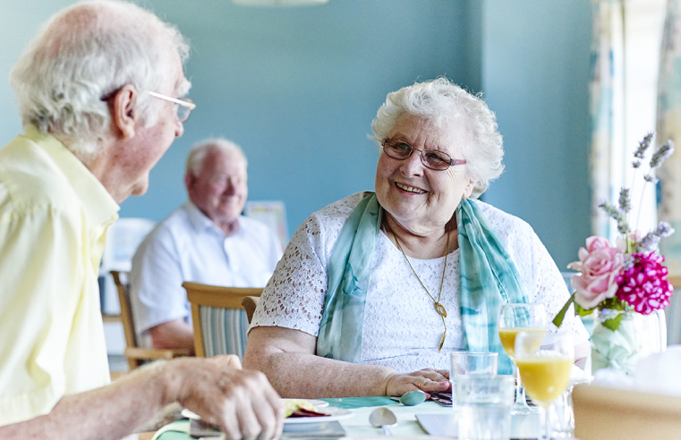 Friends of the Elderly commits to mental wellbeing of residents and service users