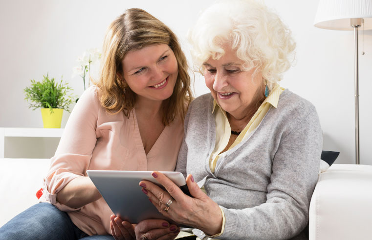 Sunrise of Hale Barns, an Altrincham care home providing personalised dementia care and assisted living, has launched a Silver Surfers Group with the aim of improving residents' digital literacy and tackling loneliness amongst older people in the area.