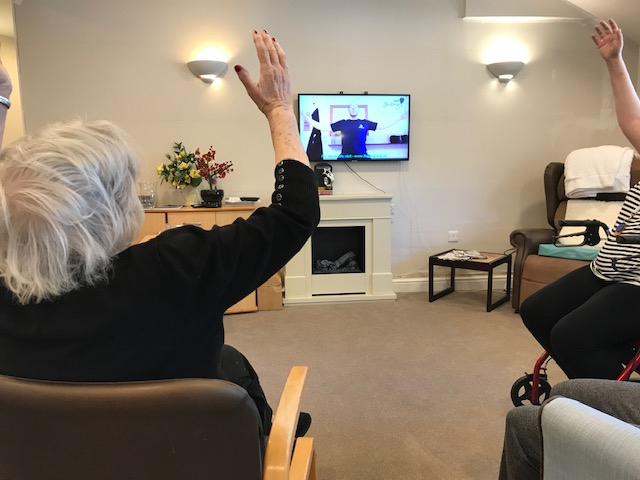 Belong Care Villages Launch Digital Exercise Channel