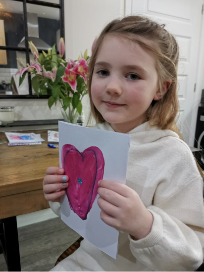 Personalised Crafts for Isolated Care Home Residents