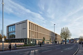 TouchBase Pears, the new £14 million building in Selly Oak, will be officially opened on Monday 9th July, when it is visited by HRH The Princess Royal.